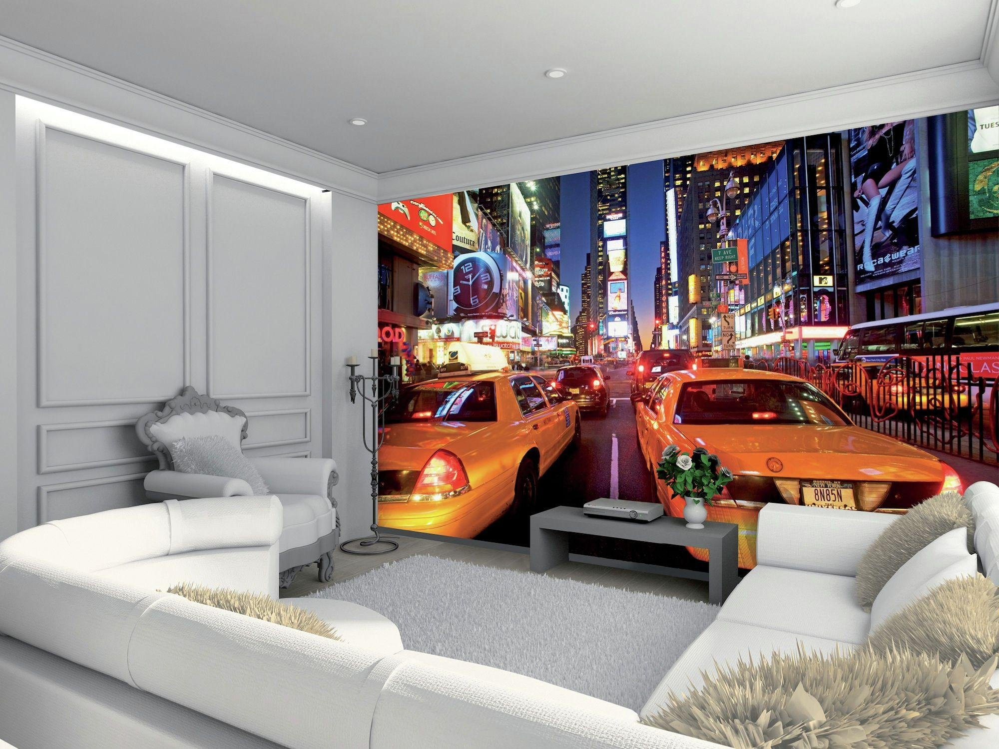 1Wall - New York Times Square - Wallpaper Mural