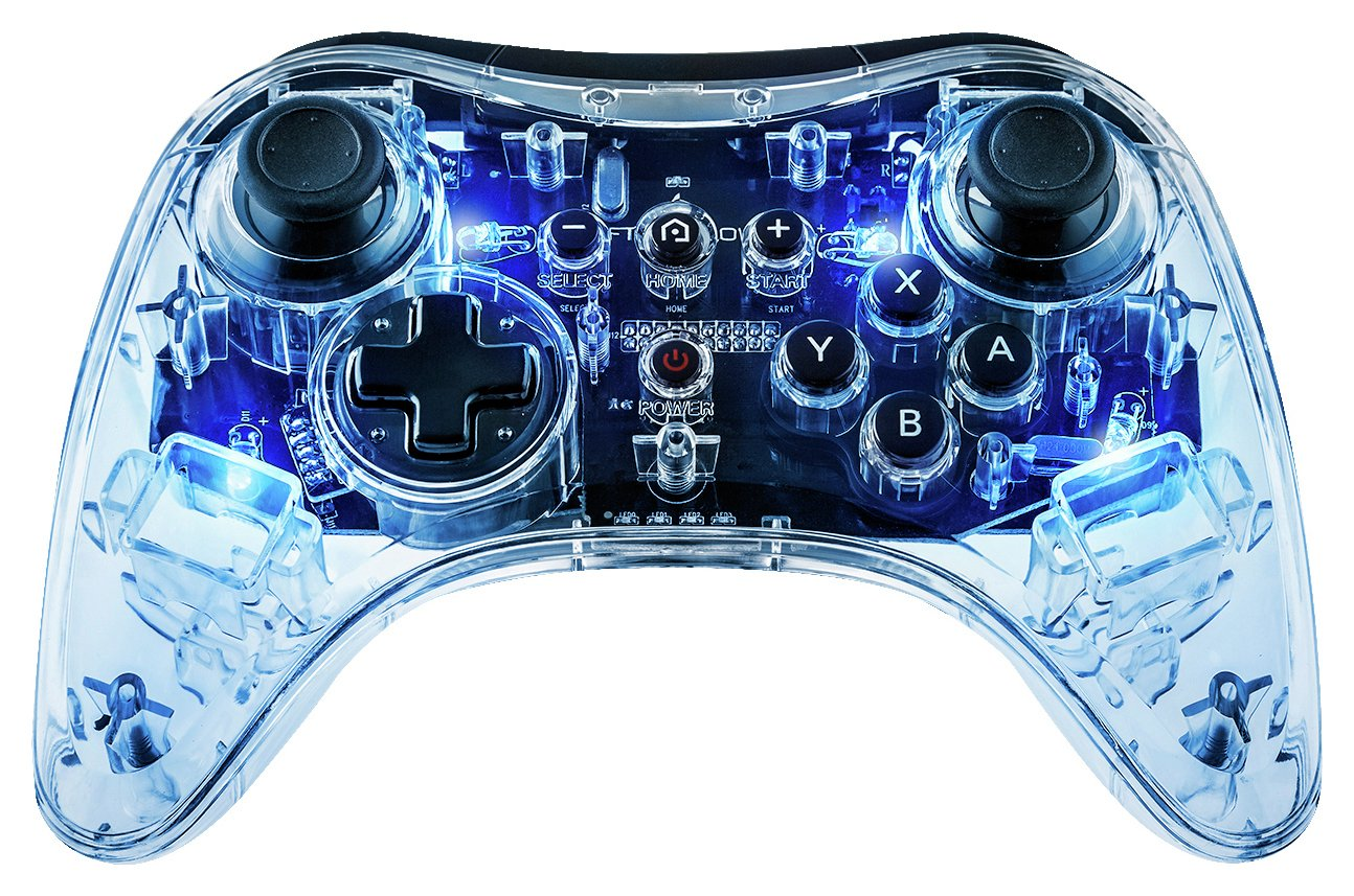 Image of Afterglow - Wii U - Pro Controller