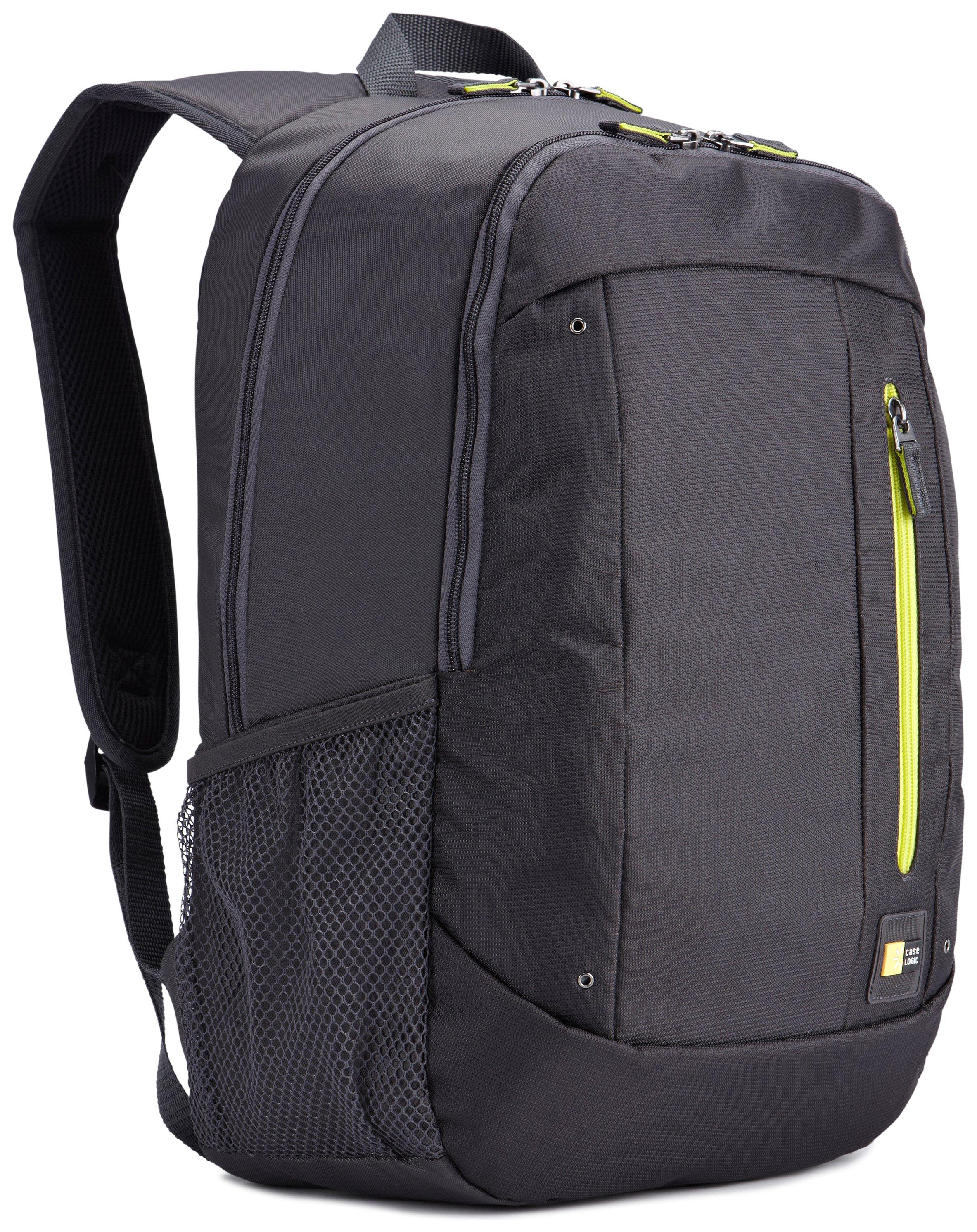 Image of Case Logic Jaunt 15.6 Inch Laptop Backpack - Anthracite.