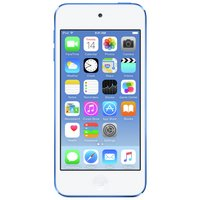 Apple - iPod Touch 6th Generation 32GB - Blue