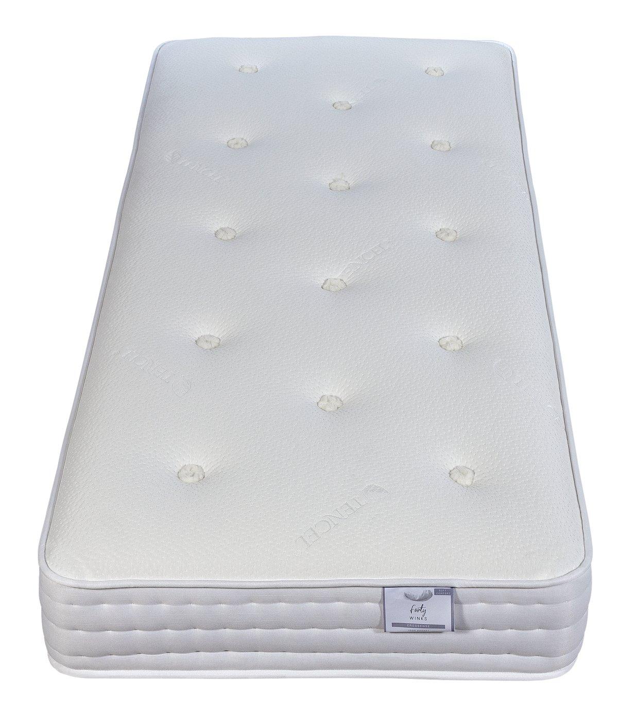 Forty winks 1000 pocket ergonomic single mattress