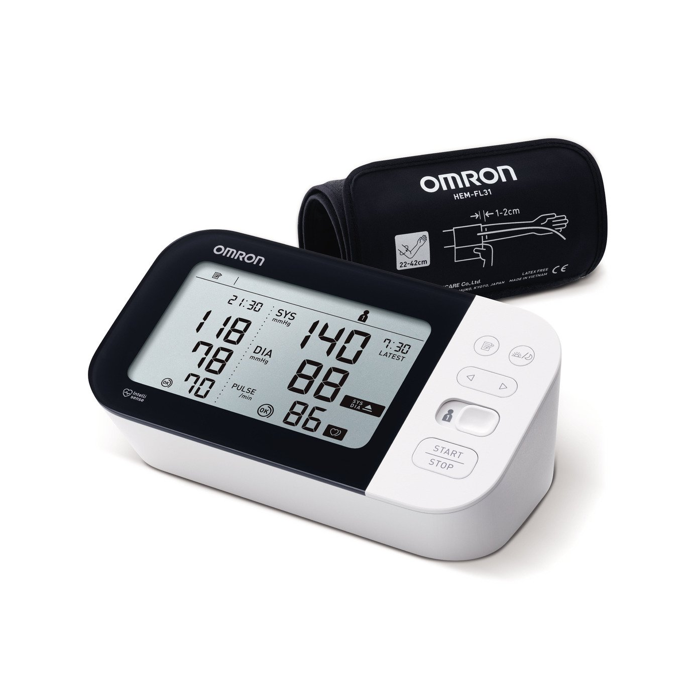Omron M7 Intelii IT Blood Pressure Monitor