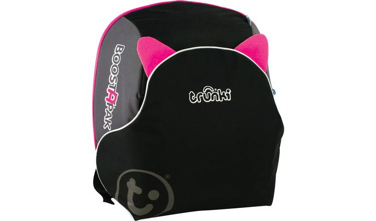Trunki BoostApak Car Booster Seat 8L Backpack - Pink