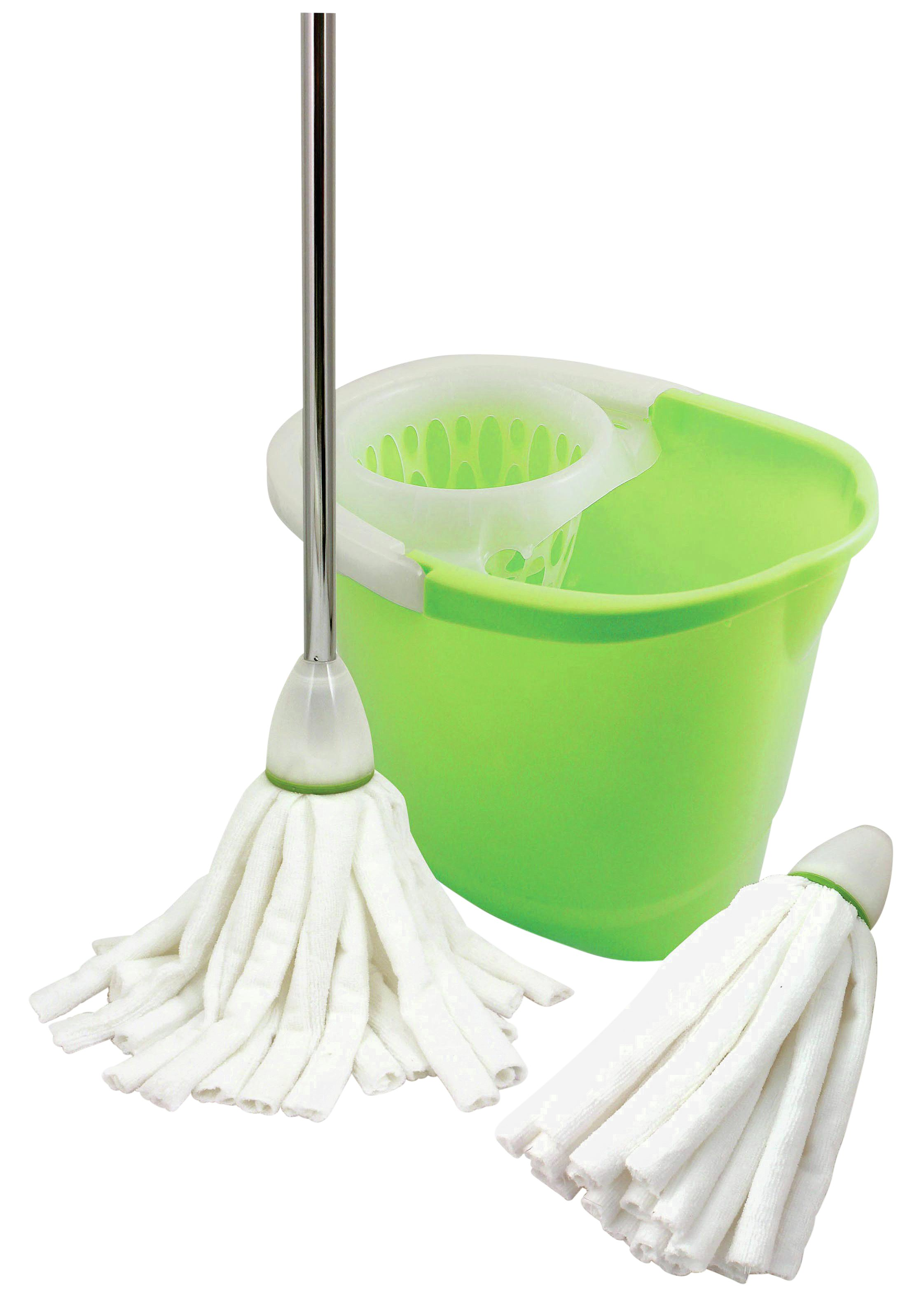 Image of Bentley - Hour Glass Microfibre Strip - Mopping Set
