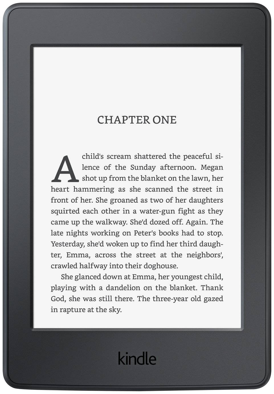 Amazon - Kindle - Paperwhite - 3G.