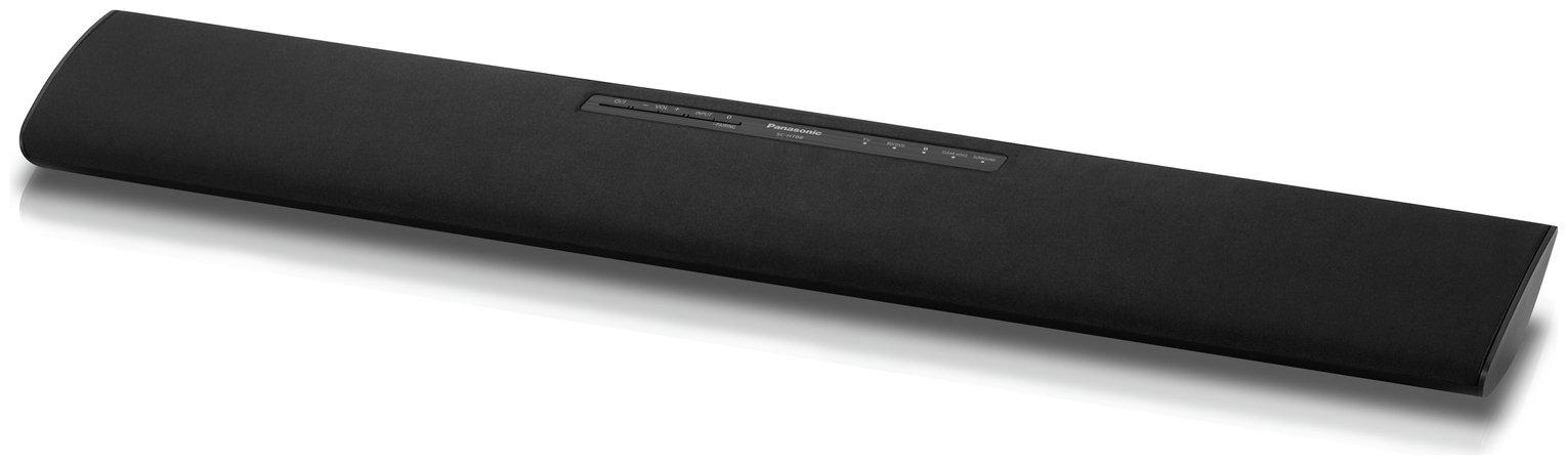 Panasonic - HTB8 80W Soundbar with Bluetooth. - Black