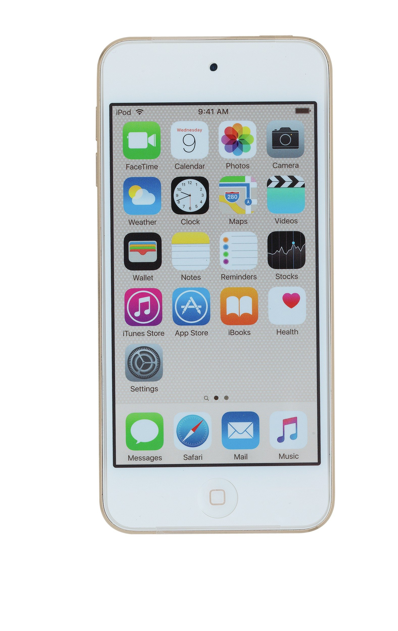 apple ipod touch 6th generation 64gb gold. Black Bedroom Furniture Sets. Home Design Ideas