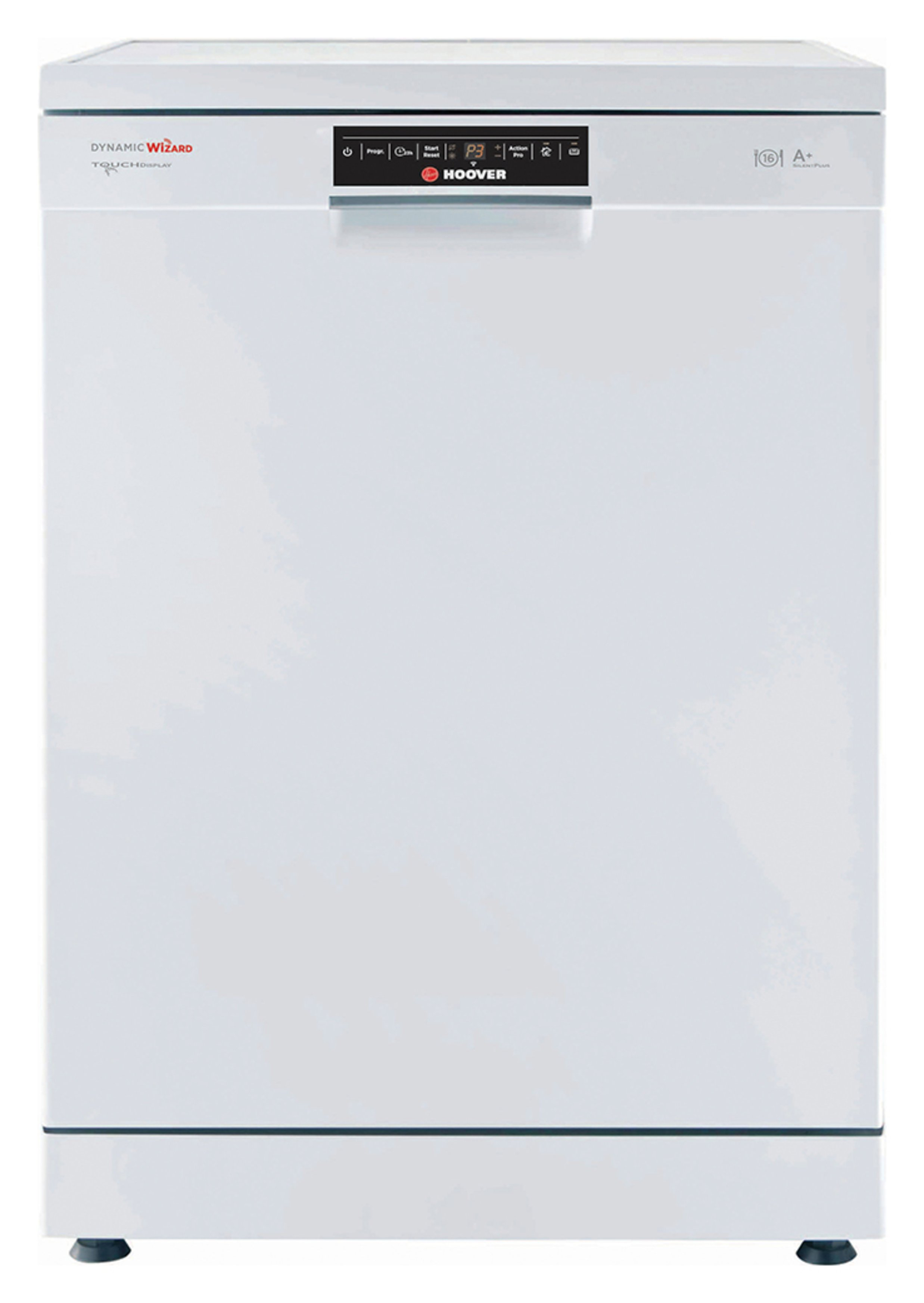 Image of Hoover - Wizard DYM762T Wi-Fi Dishwasher