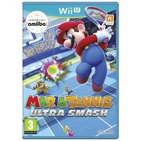 Mario - Tennis Ultra Smash - Wii U - Game