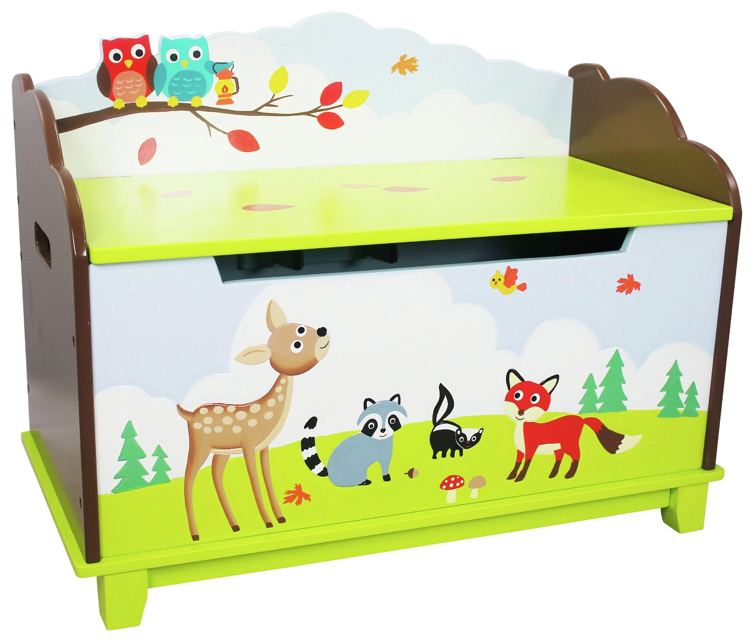 Image of Fantasy Fields Enchanted Woodland Toy Box.