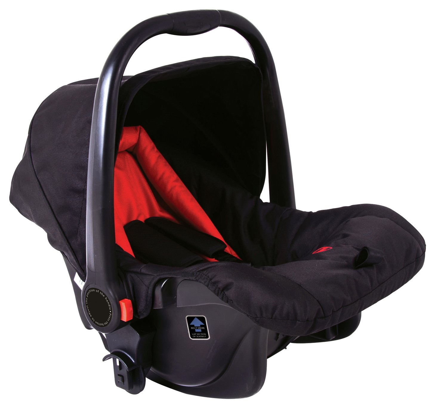 MyChild Easy Twin Infant Carrier Car Seat.