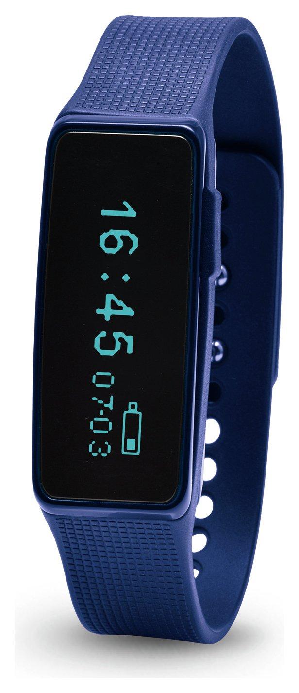 NuBand Activity Tracker - Navy Blue