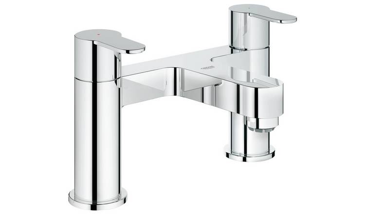 Grohe Wave Cosmopolitan Deck Mounted Bath Filler Tap.