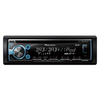 Pioneer DEH X6700DAB DAB/ CD / USB / AUX Bluetooth Car Unit.