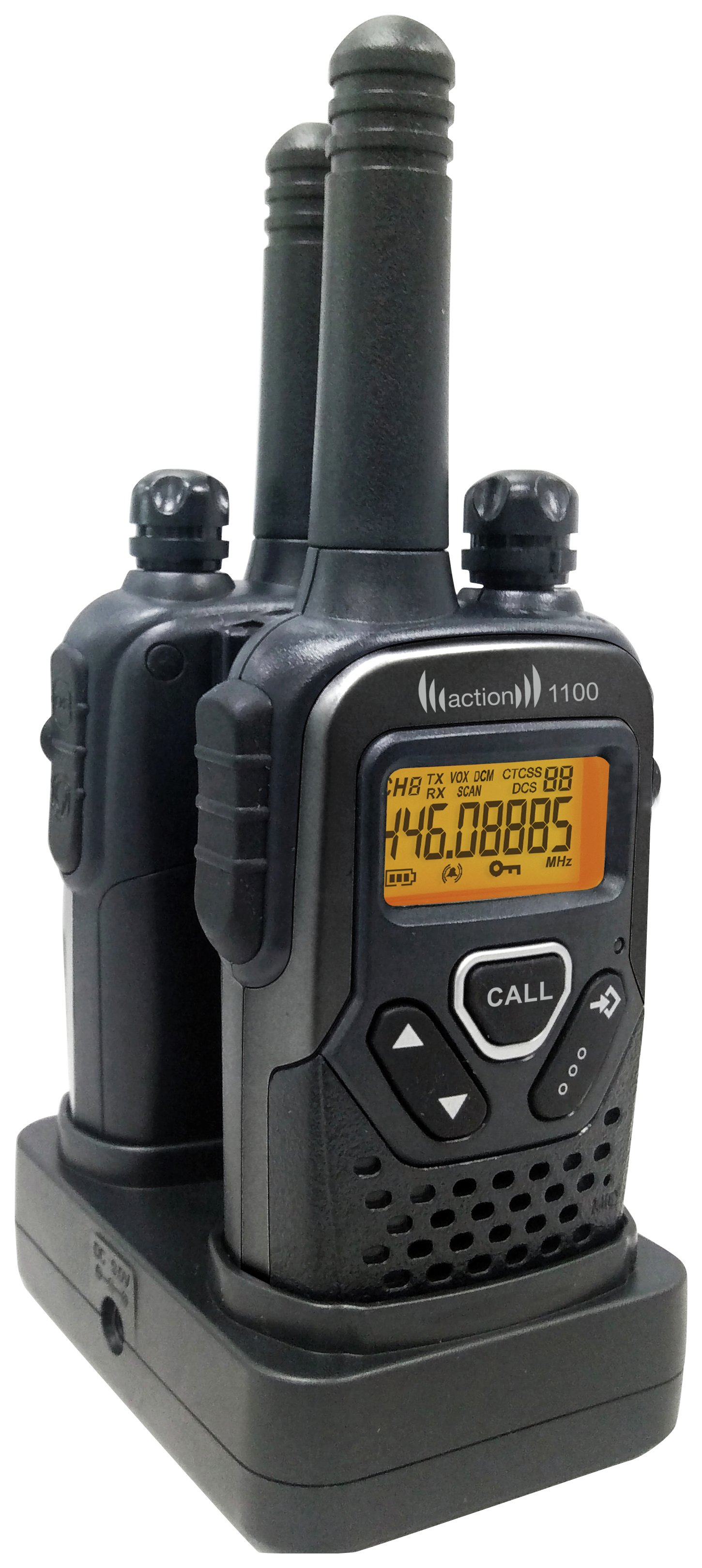 Image of Binatone - Action 1100 Twin 2 Way Radio
