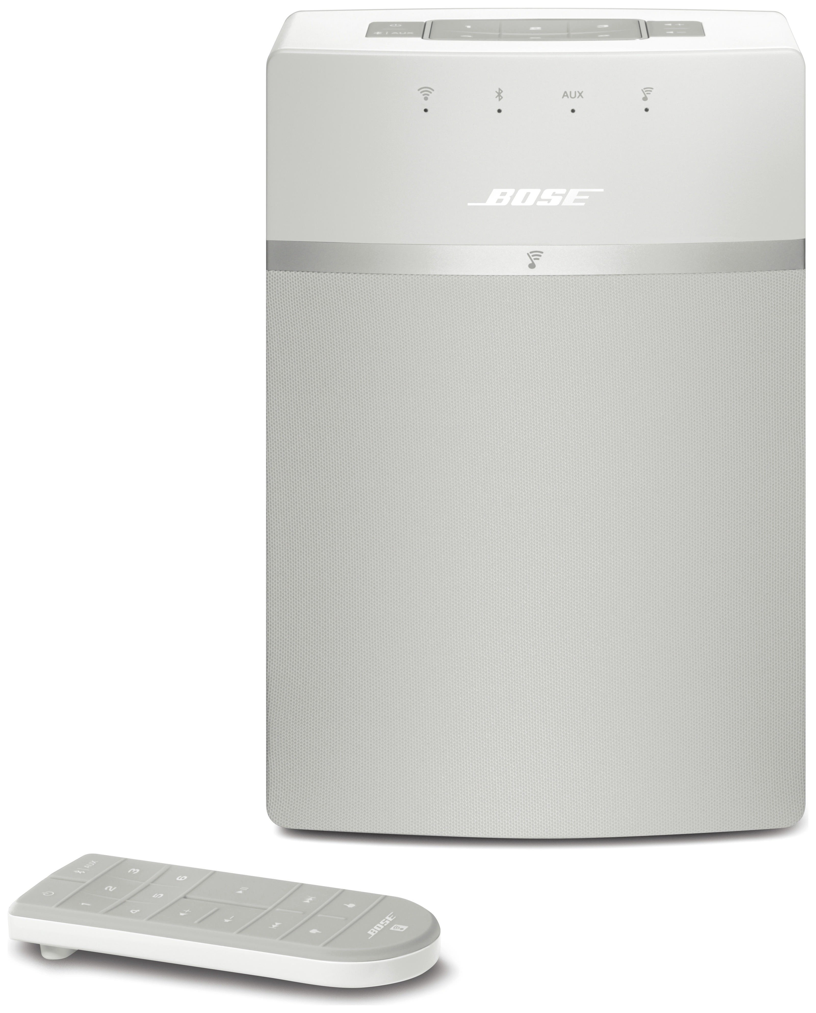 Bose SoundTouch 10 Wireless Music System - White