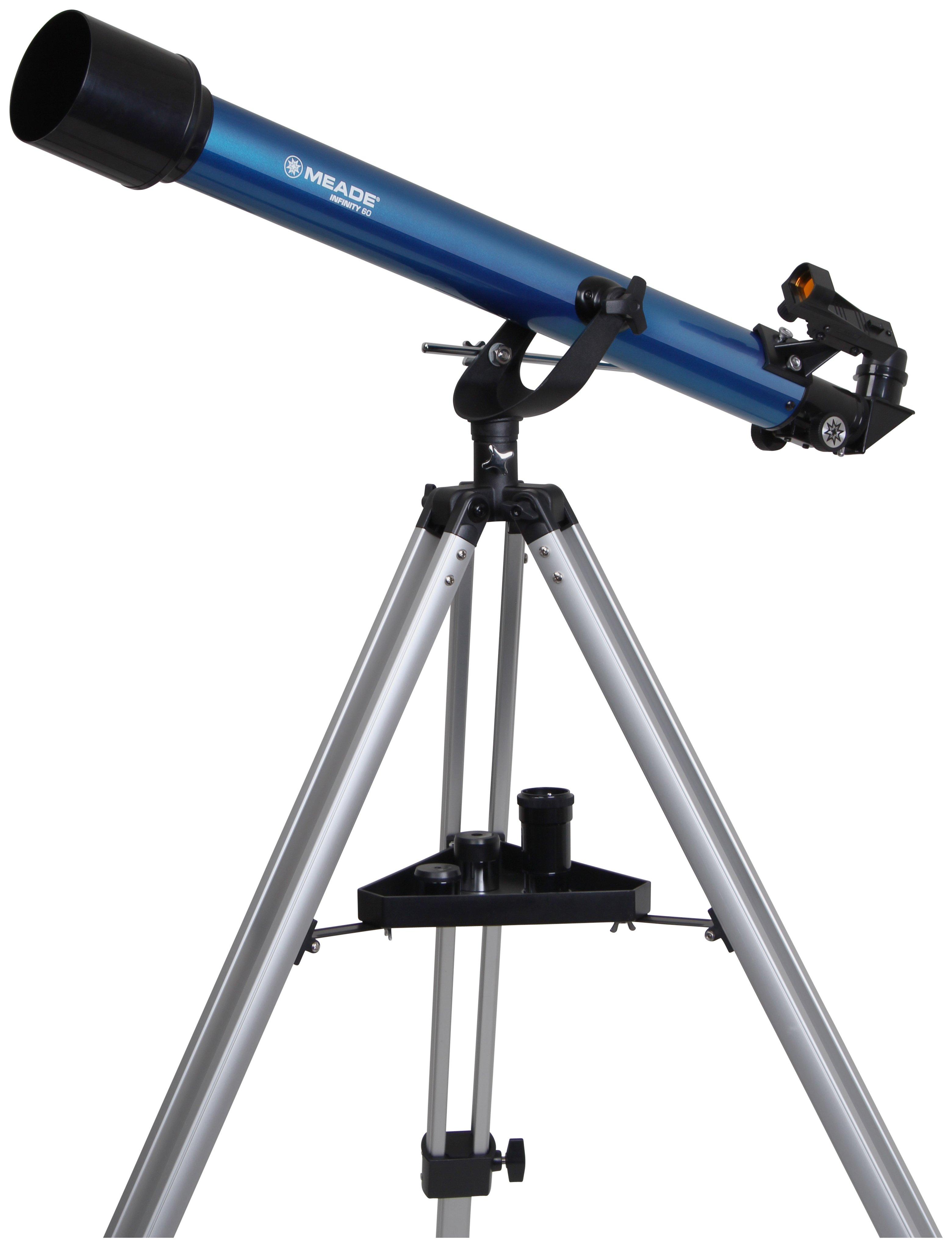 Meade Infinity 60AZ Telescope.