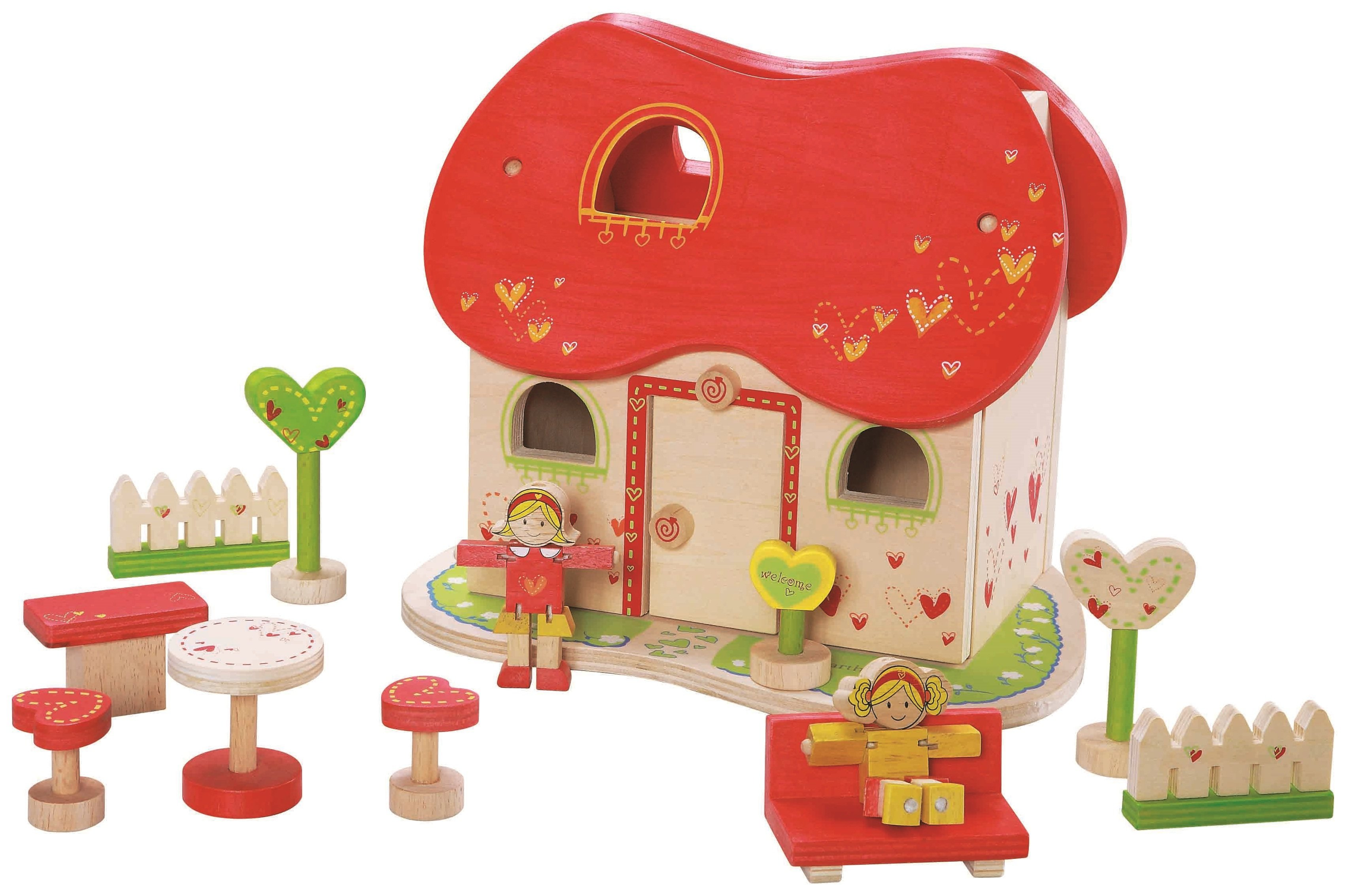 Dolls house at argos co uk your online shop for dolls houses dolls - Everearth Fairy Tale Dolls House