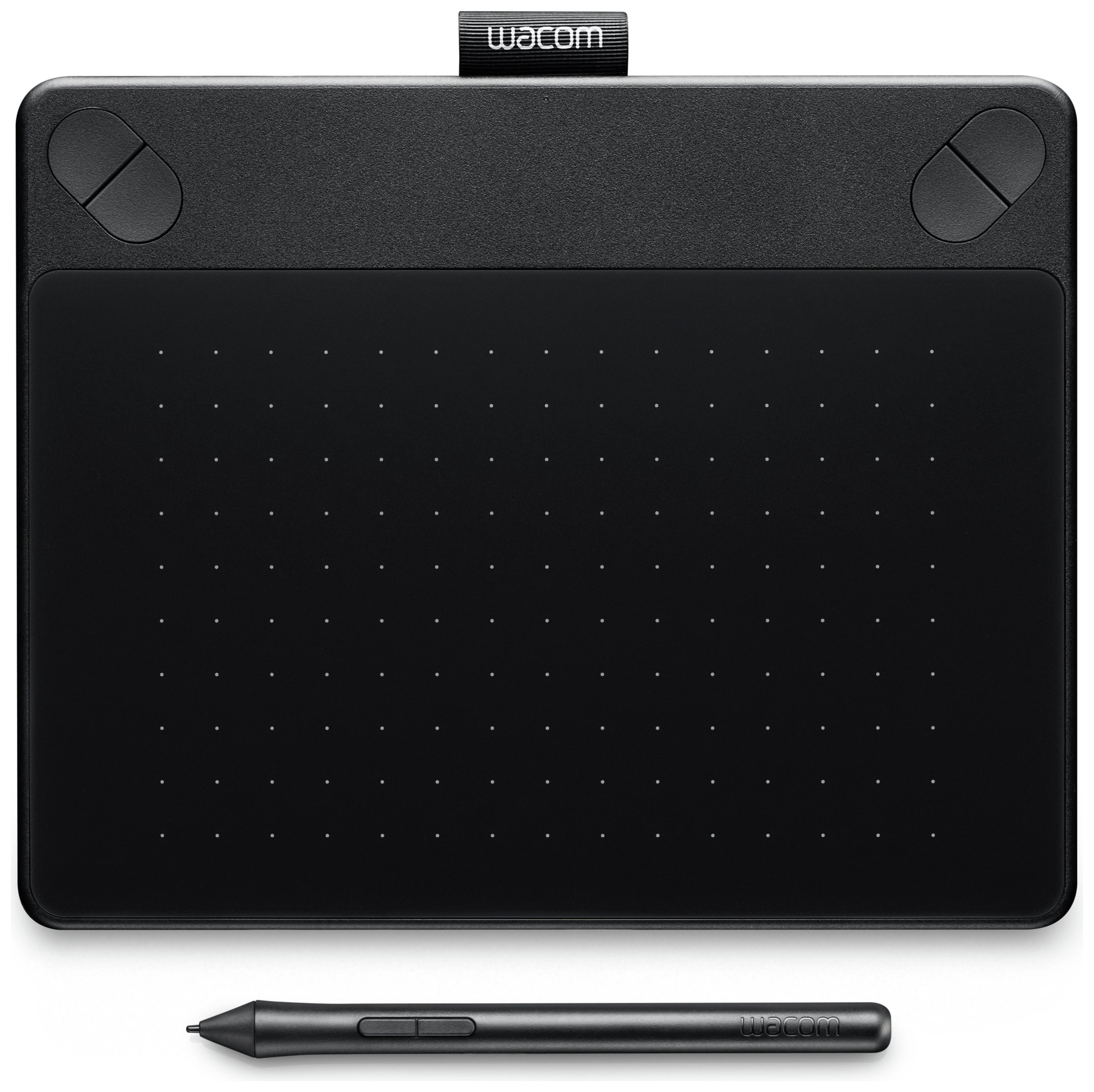 Wacom Intuos - Photo Pen & Touch Tablet Small - Black