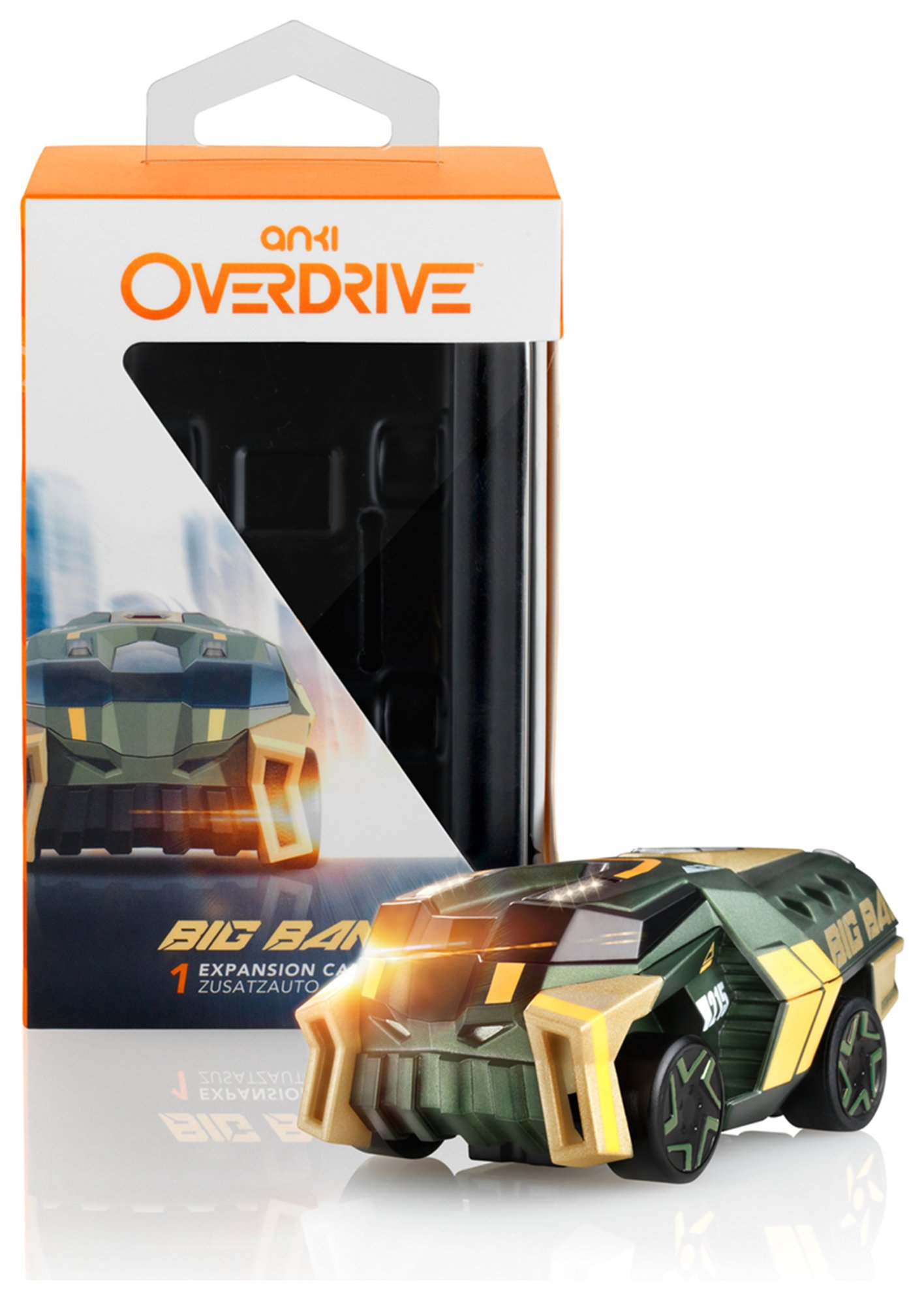 Image of anki Overdrive Expansion Car - Big Bang