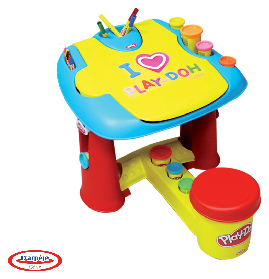 Image of Play-Doh My 1st Desk