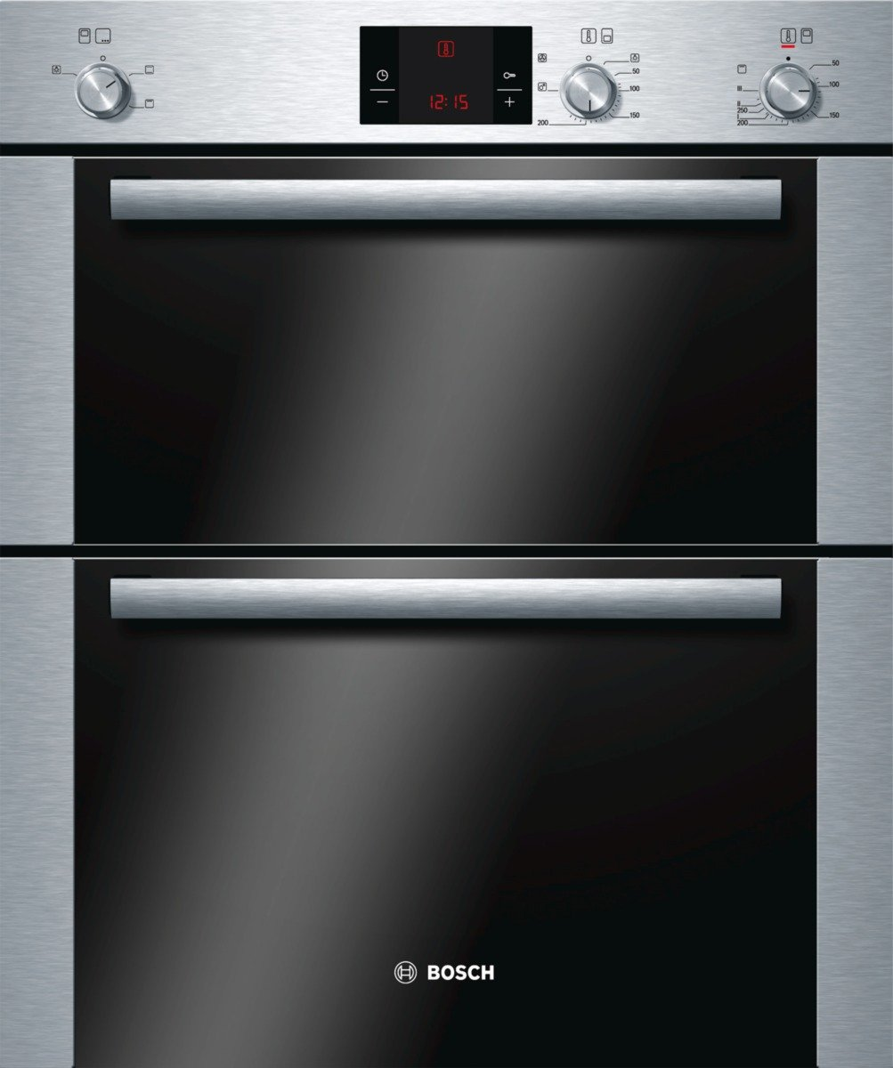 Bosch - HBN13B251B - Double Electric Oven - Stainless Steel