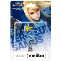 amiibo Smash Figure - Zero Suit Samus