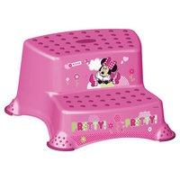 Disney Minnie Mouse Double Step Stool.