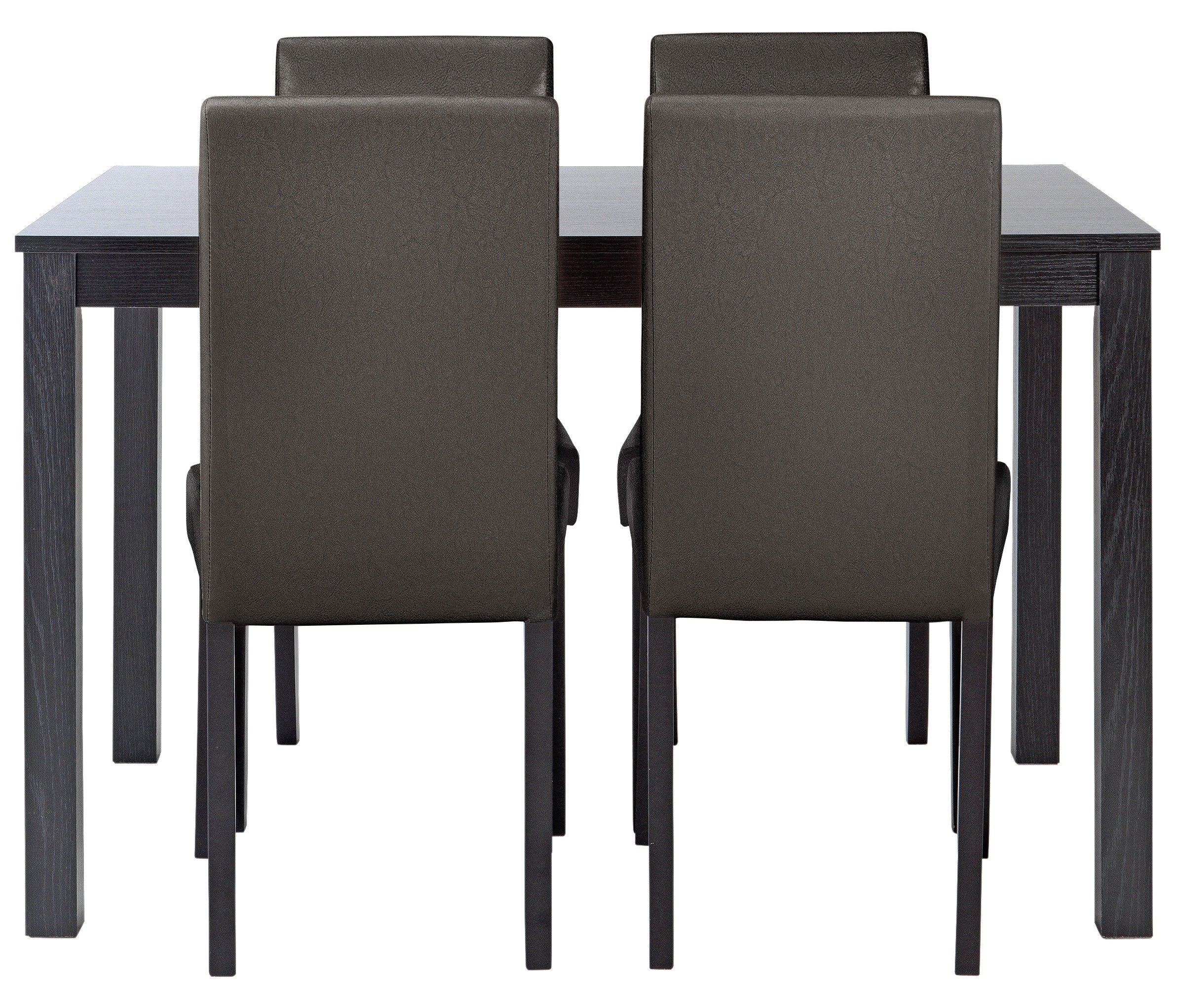 Argos Table And Chairs In Sale: SALE On HOME New Elmdon Wood Effect Dining Table & 4