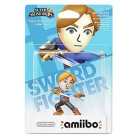 amiibo Smash figrue - Mii Sword Fighter