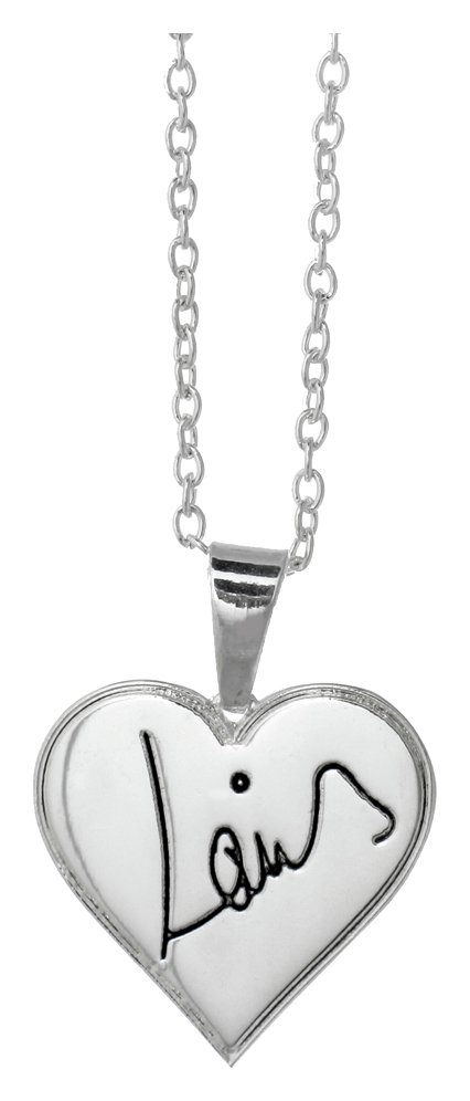 Image of 1D Louis Heart Necklace