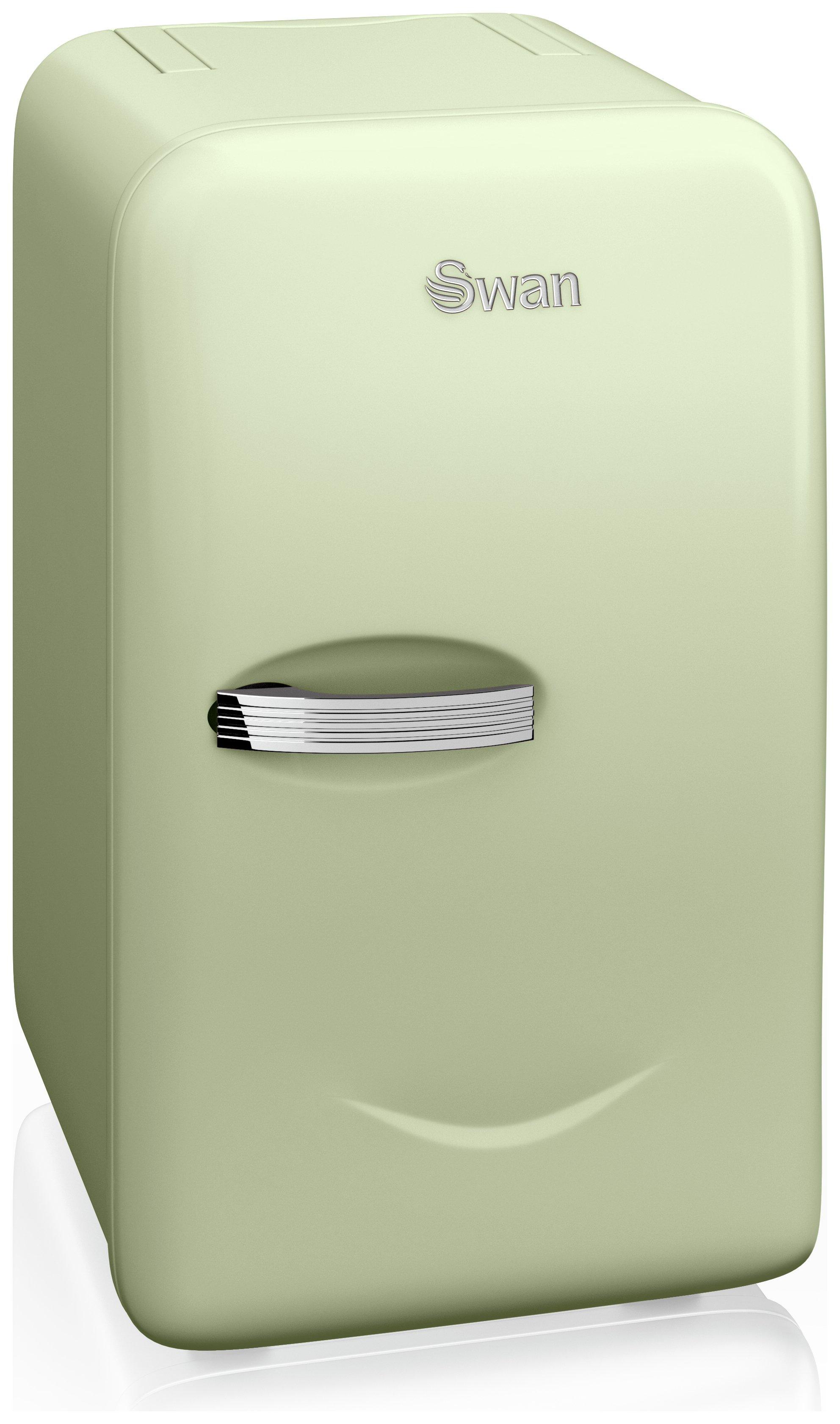 Swan SRE10010GN Mini Fridge - Green
