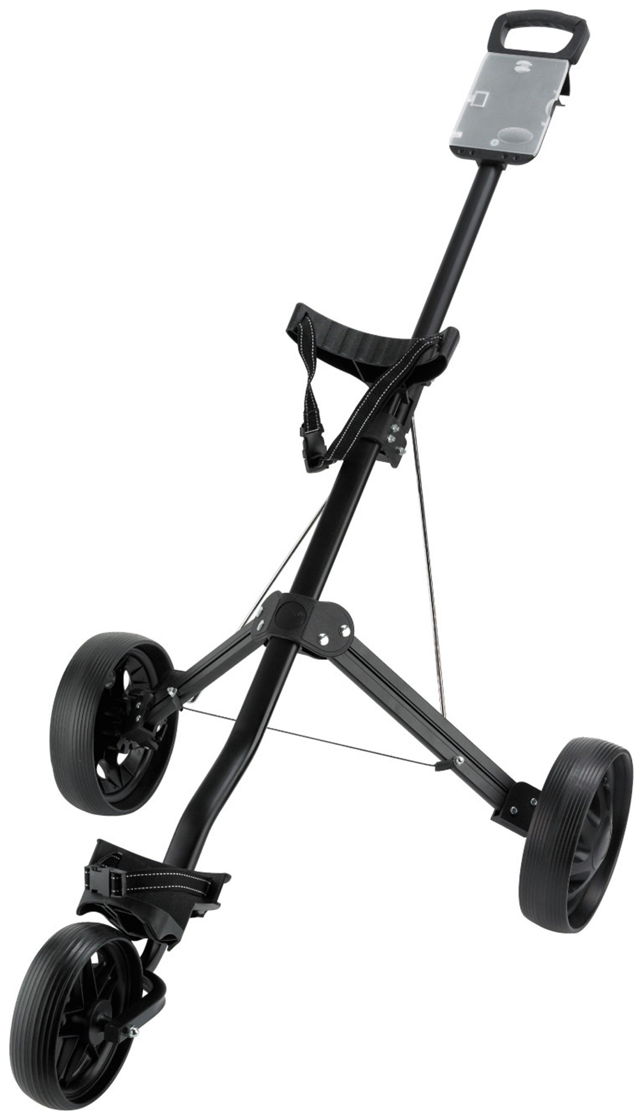 Ben Sayers 3 Wheel Aluminium Trolley