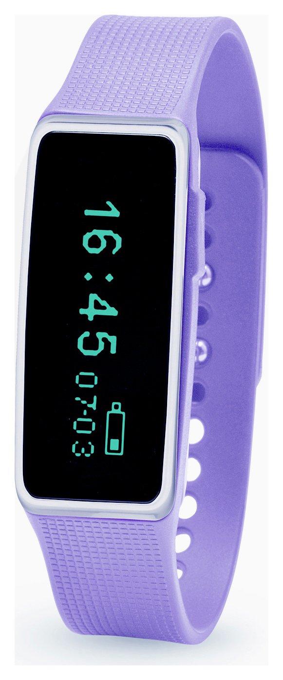 NuBand Activity Tracker - Lilac