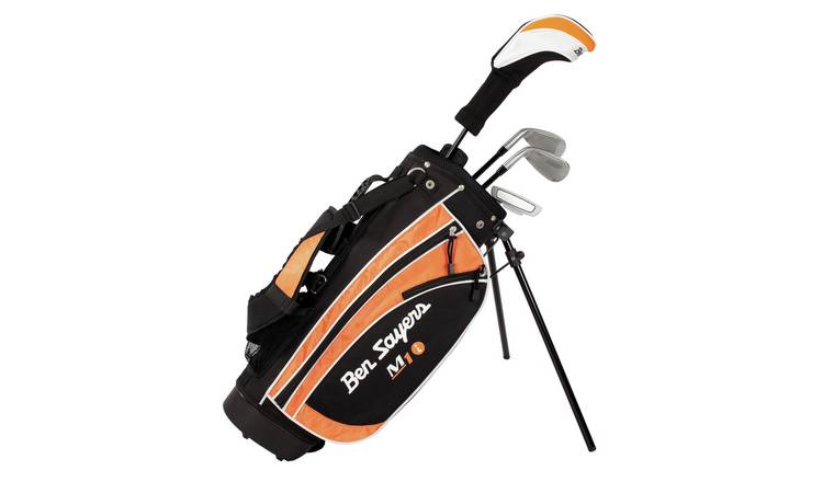 Ben Sayers M1I Junior Golf Club Set and Stand Bag - Age 5-8