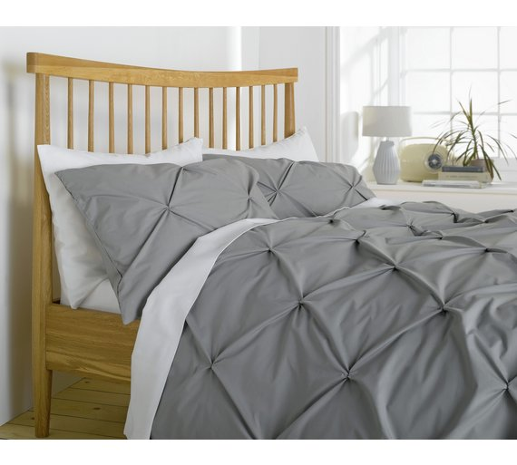 set bed silk and long strand bedding filled grade pillows p mulberry size duvet two super combination top asp king duvets