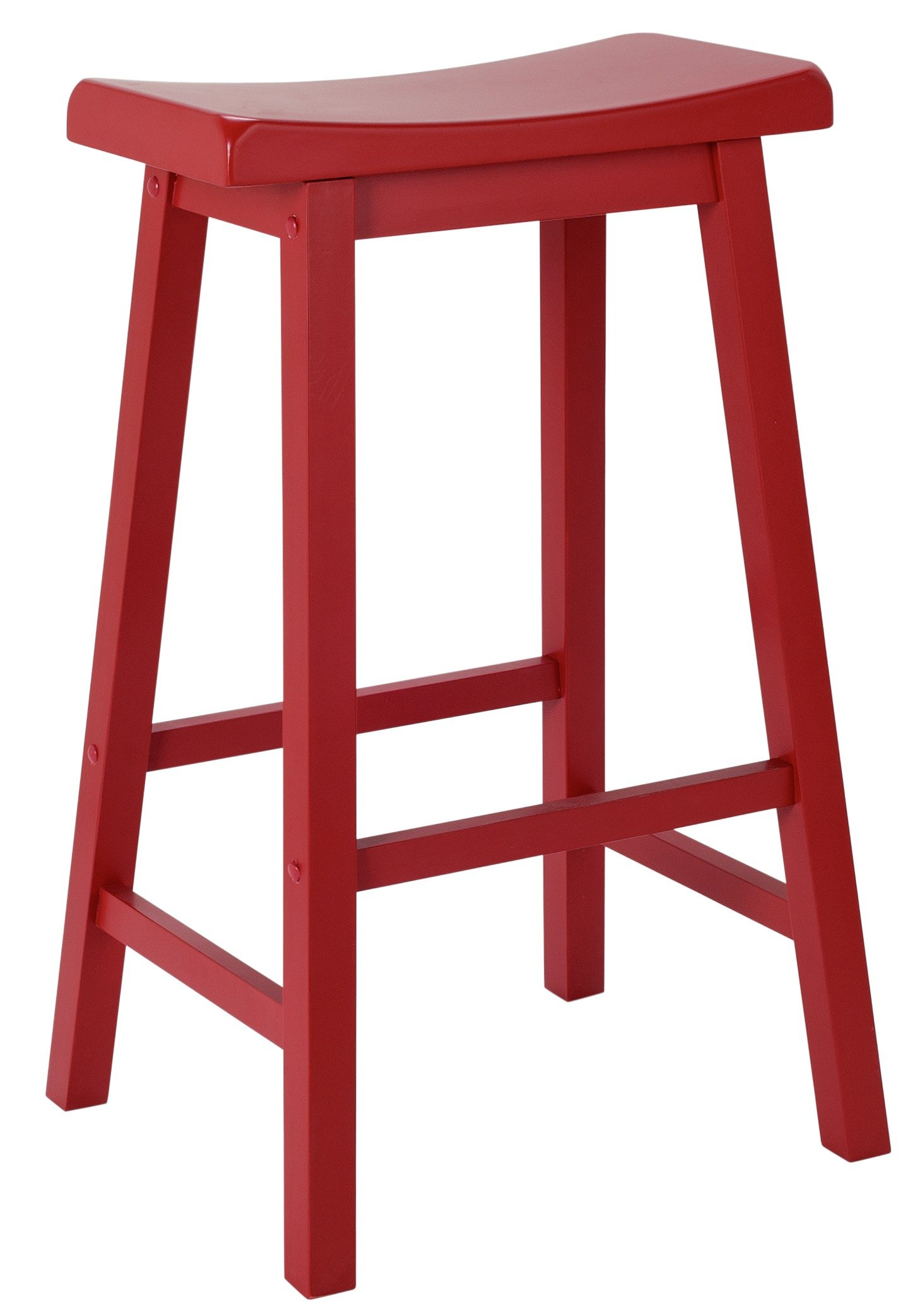 Hygena Solid Wood Saddle Bar Stool - Red  sc 1 st  Argos & Buy Hygena Solid Wood Saddle Bar Stool - Red at Argos.co.uk - Your ... islam-shia.org