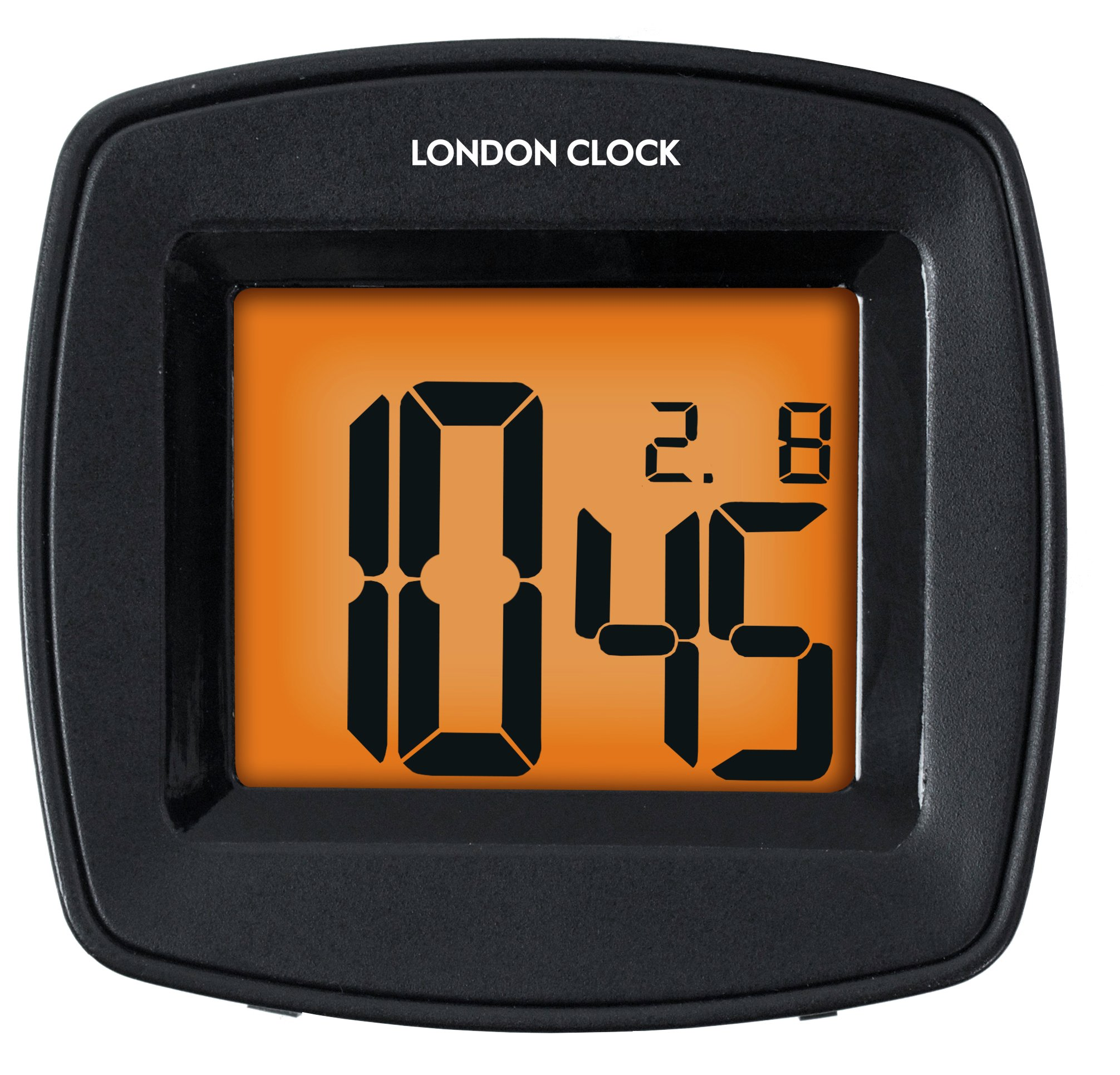 lc digital alarm clock gay times uk. Black Bedroom Furniture Sets. Home Design Ideas
