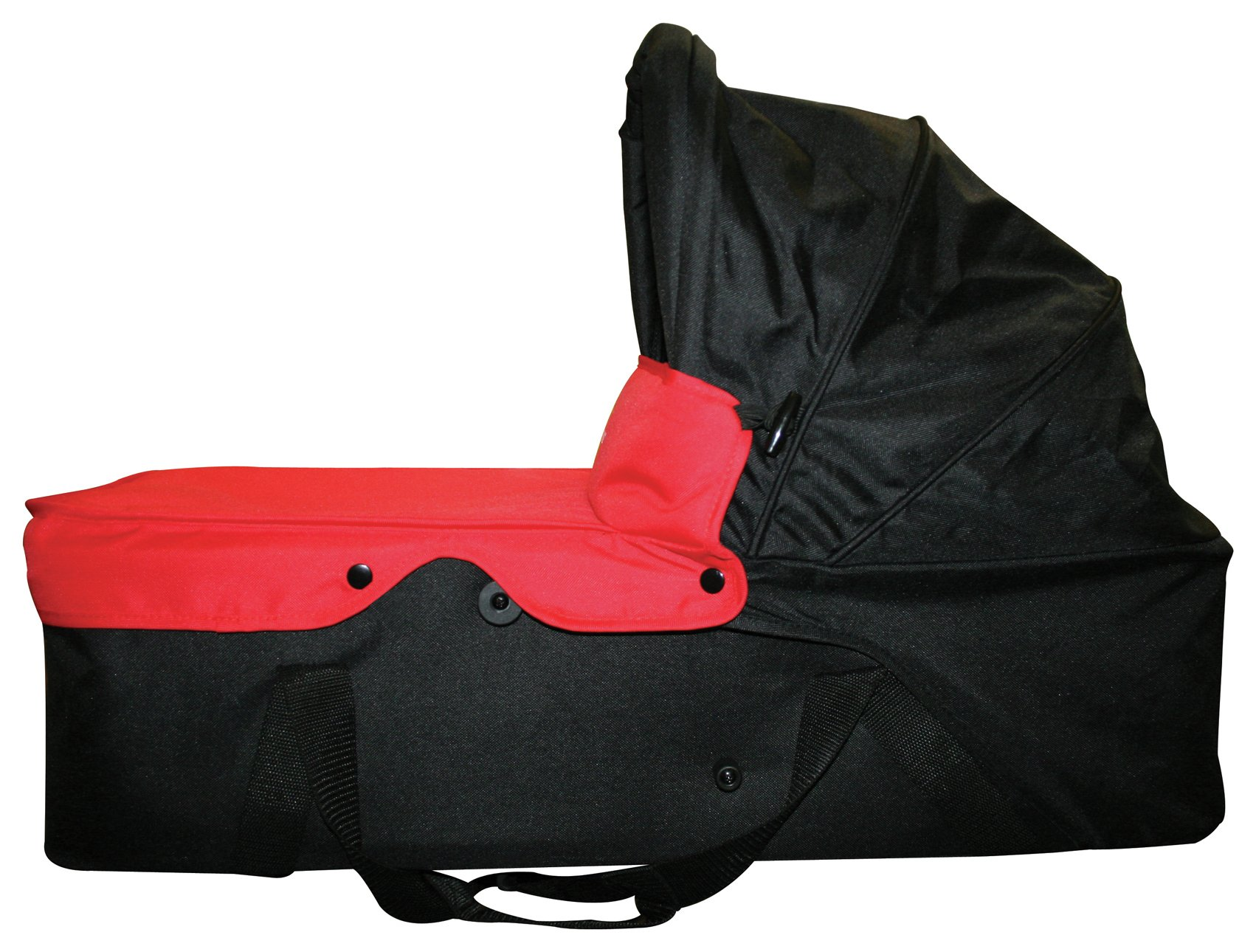 MyChild Easy Twin Main Carrycot - Red