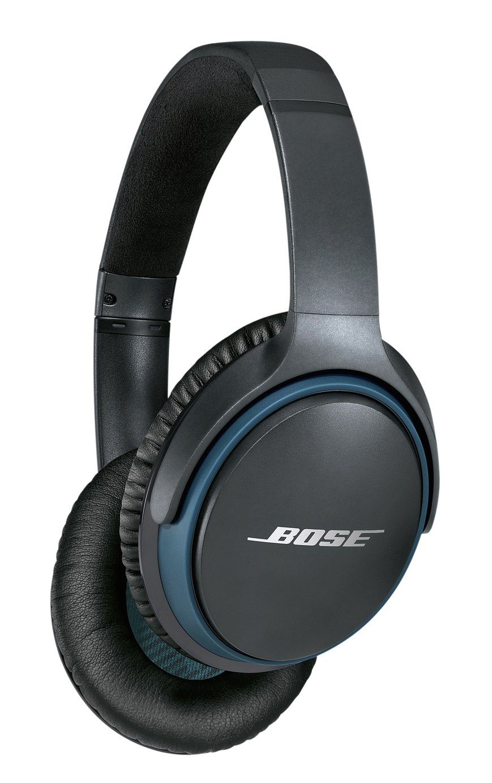 bose on ear headphones. bose soundlink around ear headphones - black on z