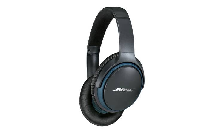 Bose SoundLink Over-Ear Headphones - Black