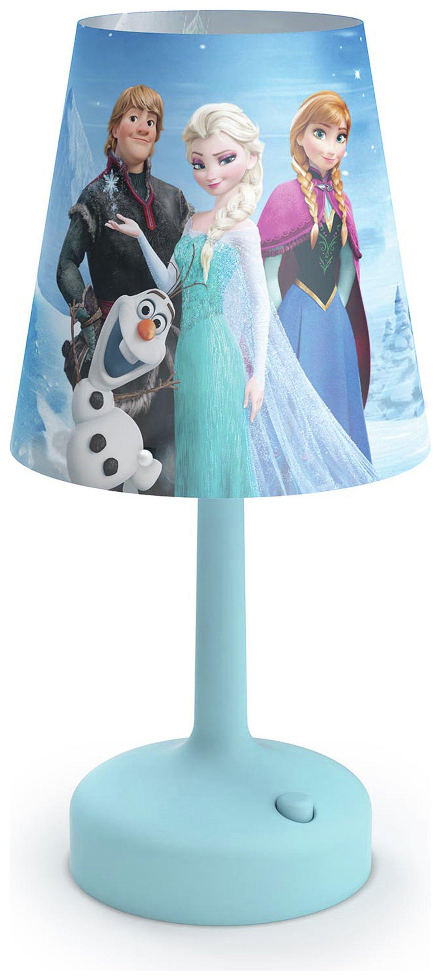 Image of Philips - Disney Frozen - Table Lamp - Blue