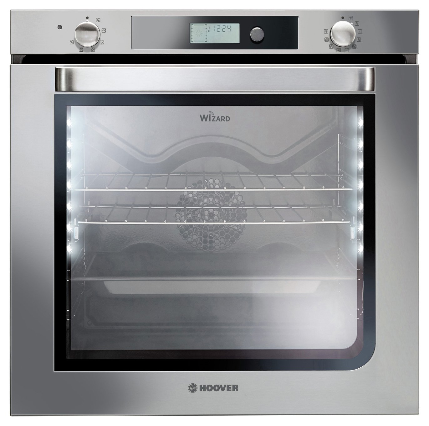 Hoover - Wizard - HOA03VXW Wi-Fi - Built-in - Single Oven