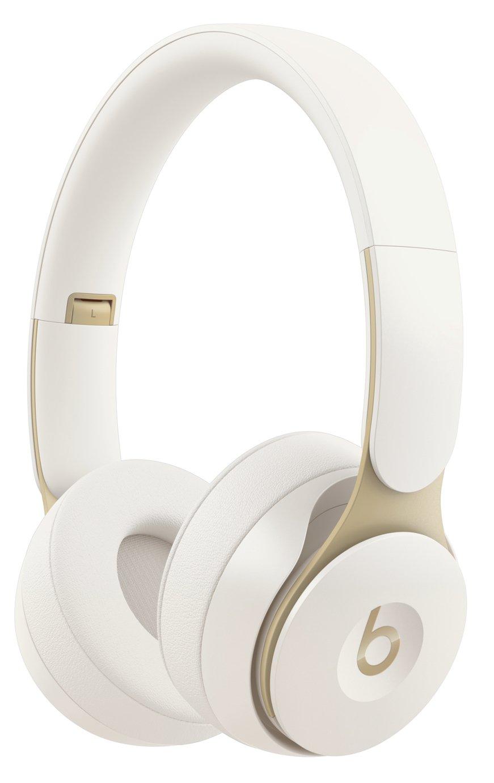 Beats by Dre Solo Pro Over-Ear Wireless Headphones - Ivory