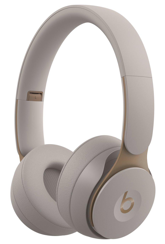 Beats by Dre Solo Pro Over-Ear Wireless Headphones - Grey