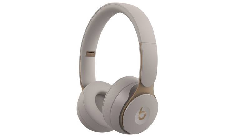 Beats by Dre Solo Pro Over-Ear Wireless Headphones - Grey