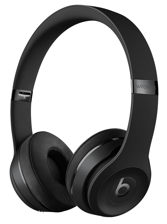 Beats By Dre Solo 3 On-Ear Wireless Headphones - Matte Black