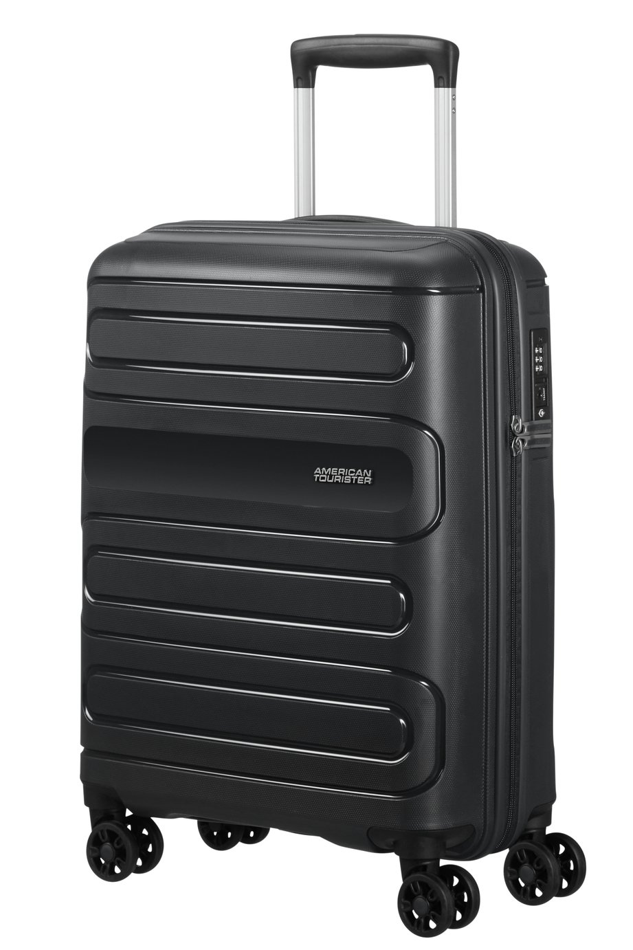 American Tourister Sunside 4 Wheel Hard Cabin Suitcase