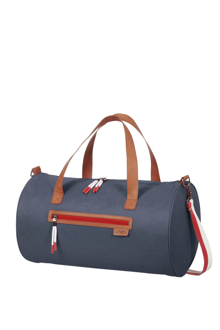 American Tourister Small Blue Holdall