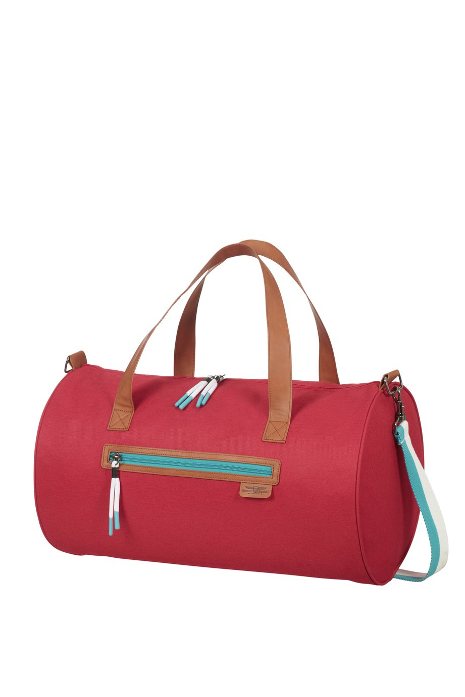 American Tourister Small Red Holdall
